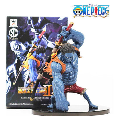 One Piece JP Anime Monkey D Luffy Nighmare Action figure PVC Toy Model Gift AU