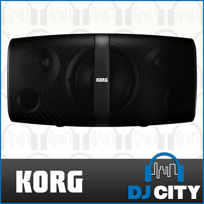 Korg Konnect Portable PA Stereo Speaker System w/ App Control for Android & iOS