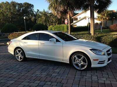 2013 Mercedes-Benz CLS-Class CLS 550 **Like new. One female owner. This truly is the one you've been waiting for.**