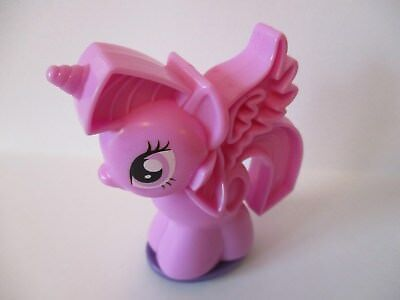 My Little Pony Make N Style Ponies Pink Unicorn Play Doh Stamper Child's Craft