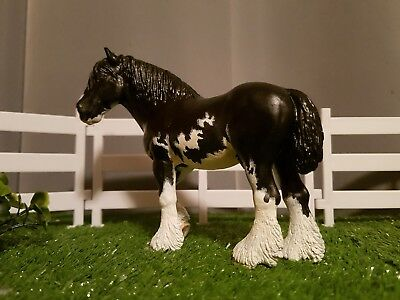 Schliech custom Shire like Breyer