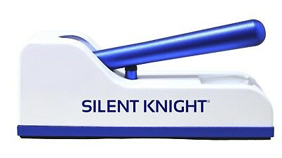 New Silent Knight Pill Crusher with 100 Pouches USED ONCE