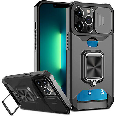 360° 3-Proof (Dirt/Shock/Drop-proof) Armor Defender Case Cover For iPhone 8 7 6