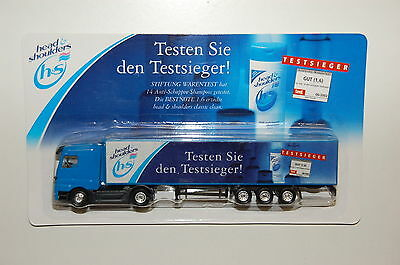 Toys, Hobbies Automotive Florida Boy Trailer Truck Mercedes Imu 1:87 H0 Lf4 Å In Short Supply