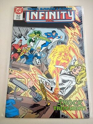 Infinity Inc. Issue 31 DC