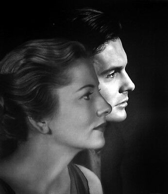 Letter from an Unknown Woman photograph - L1612 - Joan Fontaine & Louis Jourdan