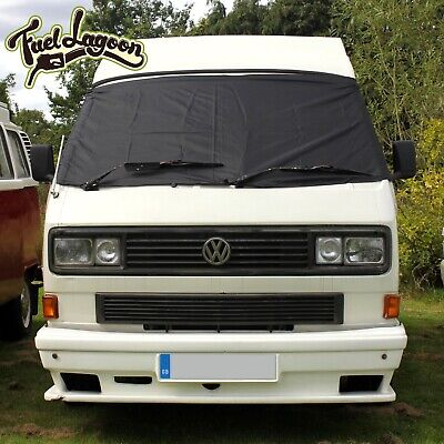 VW T25 cover deluxe windscreen wrap black out camper frost protection window van