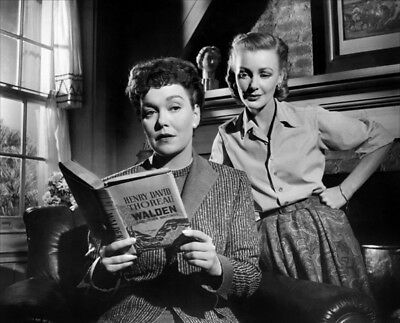 All That Heaven Allows photograph - L1622 - Jane Wyman and Virginia Grey