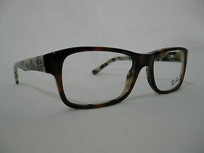 798d7cc3126d6 Brand New 100% Authentic Ray-Ban RB5268 5676 RX5268 Eyeglasses Frame 55MM