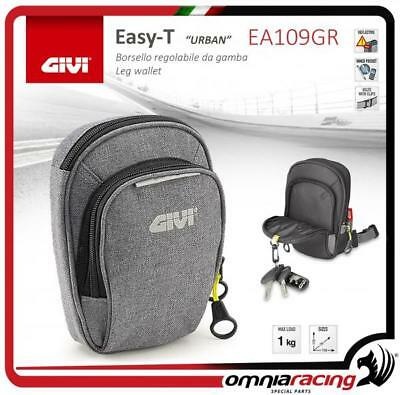 Givi Easy-T Range 15 ltrs Tunnel sac pour scooter
