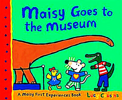 Maisy Goes to the Museum (Paperback) [NEW]