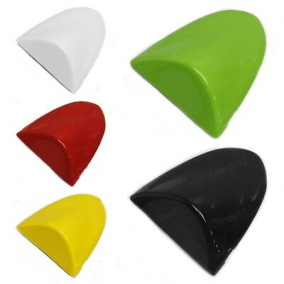 Motorcycle Rear Seat Cover Cowl for Kawasaki Ninja ZX6R/636 2005-06 ZX10R 06-07