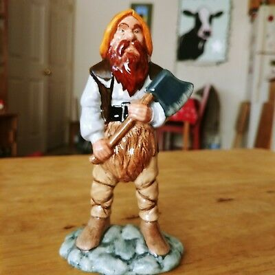 Royal Doulton Gimli Lord of the Rings LOTR