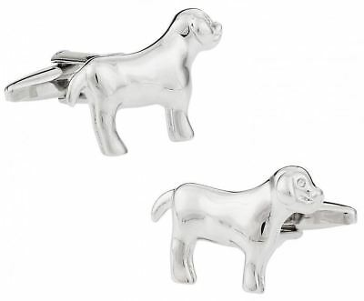 Cuff-Daddy Dog Cufflinks Retriever or Lab New