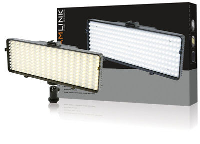 Foco Led regulable para vídeo con 256 Leds Camlink