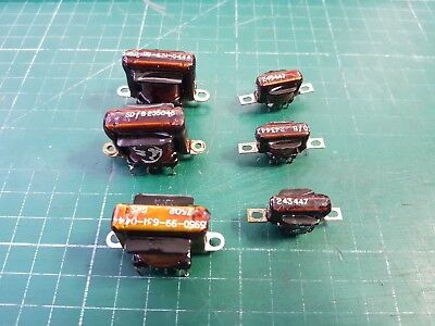 Gardners Vintage Signal Isolation Choke Transformers EX MOD