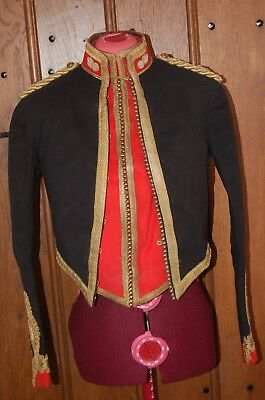 Victorian Royal Artillery Officers Mess Dress with 2 Vests