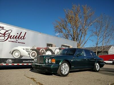 Bentley: Brooklands R 1998 Bentley Brooklands R Mulliner 37/100