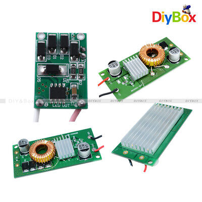 10w/20w/30w/50w Constant Current LED Driver DC12V to DC30-38V for High Power Led