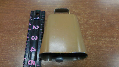 new 4.5 Inch Steel Cow Bell