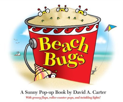 `Carter, David A.`-Beach Bugs  (US IMPORT)  BOOK NEW