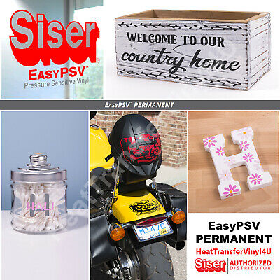 """EasyPSV Adhesive (Sign) Craft Vinyl 12"""" x 12"""" **Shipping Discounts Available**"""