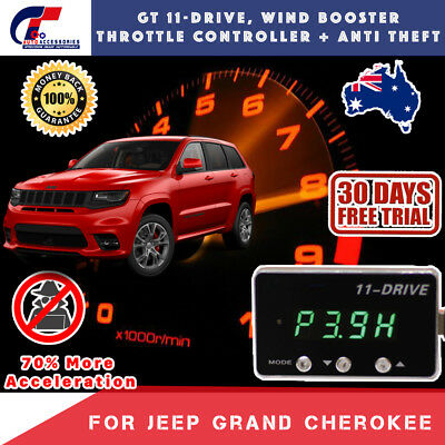 New Gex Acceleration Power Booster Anti-Theft For Jeep Grand Cherokee SRT 07-17