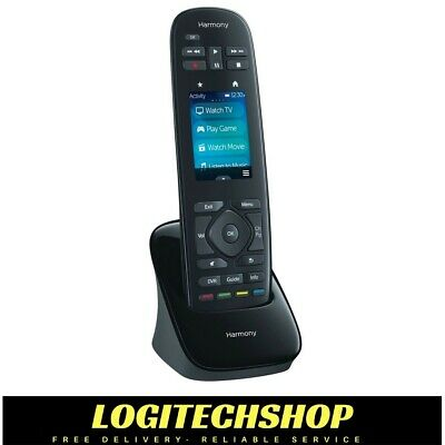 Logitech Harmony Ultimate One Touch Screen IR Remote (Free Postage)