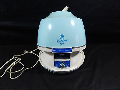 Vintage Ge General Electric Salon Professional Super Speed Dryer Working