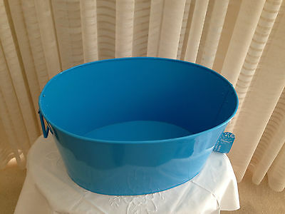 Hawaiian Blue Party Tub