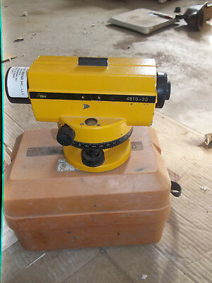 AUTO LEVEL  SECO transit automatic level with case