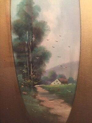 Antique Victorian Landscape Watercolors/ Gouache