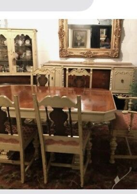 Antique. Dining Set