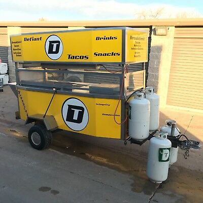 *Turn Key* Mobile Food Vending Cart / Trailer / Stand and Equipment Bundle