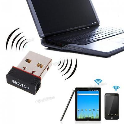 Mini USB 2.0 802.11n 150Mbps Wifi Network Adapter for Windows Linux PC Hot Sell