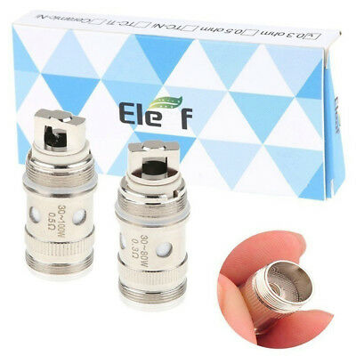 5pcs Replacement EC Coil Head For ELeaf iStick Pico 75W iJust 2 Melo 2 Melo 3