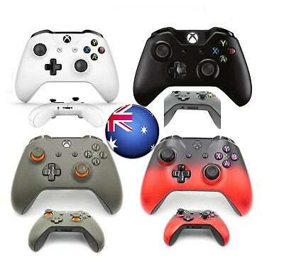 New Xbox One S Wireless Bluetooth Game Controller Gamepad fr MS PC Window AU