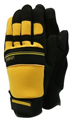 Town & Country TGL435M Deluxe Ultimax Mens Gloves Medium Assorted Colours