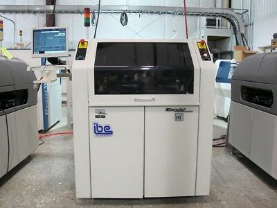 MPM Speedline UP2000/A HiE Fully Automatic Screen Printer/Stencil Printer