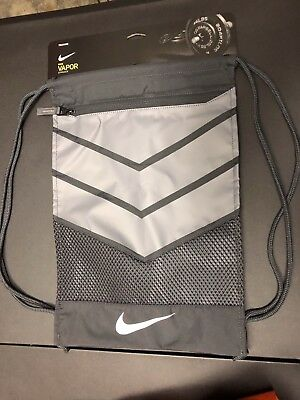 e084b855f7 NIKE Men s Vapor 2.0 Gym Sack BA5250 060 Equipment Bag Gymsack workout bag