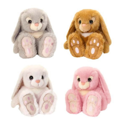 Keel Patchfoot 50cm, 25cm & 18cm Rabbit Bunny Cuddly Soft Toy WITH EASTER EGGS