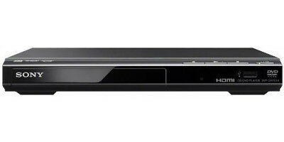 Sony DVP-SR760H Upscaling DVD Player With HDMI Multiple Format Compact