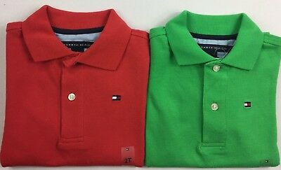 Toddler Boy's Tommy Hilfiger Polo Shirt