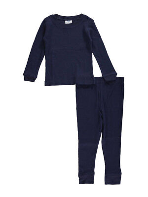 Ice2O Little Boys' Toddler 2-Piece Thermal Underwear Set (Sizes 2T - 4T)