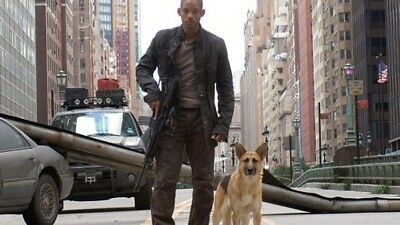 Belstaff Trailmaster LEGEND ORIGINAL! Will Smith I Am Legend Perfect Cond Sz XXL