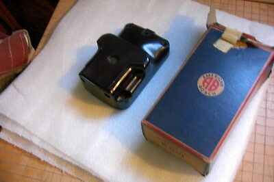 American Bosch Magneto Cap Antique With Old Box   D P  52326