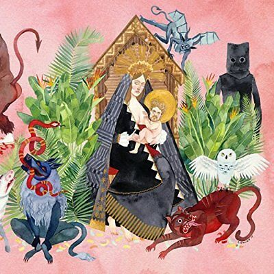 "Father John Misty-I Love You, Honeybear  (US IMPORT)  Vinyl / 12"" Album NEW"