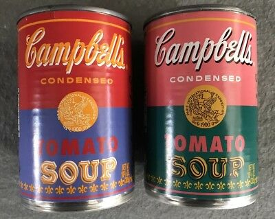 Andy Warhol Campbell's Soup Cans 50th Anniversary Limited Edition Target Pop Art