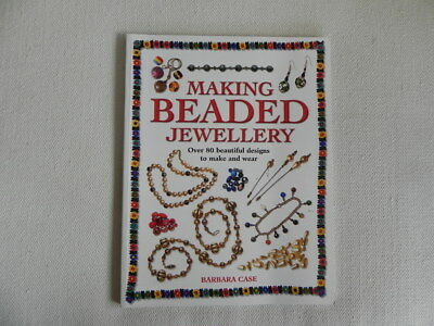 Making Beaded Jewellery - soft cover Book - New
