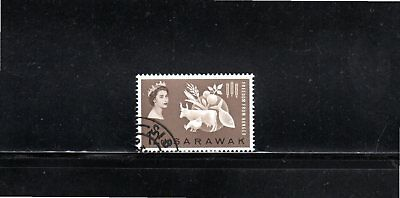 Sarawak 1963 Freedom From Hunger SG 203 Used
